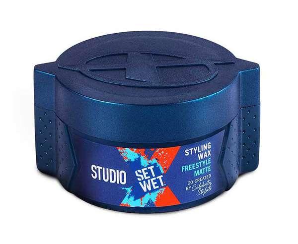 Best Hair Wax for Men in India - Set Wet Studio