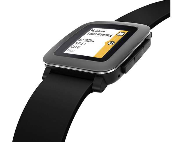 Best Smartwatches in India  - Pebble Technology Corp Time
