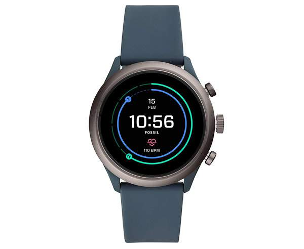 Best Smartwatches in India  - Fossil Sport - FTW4021