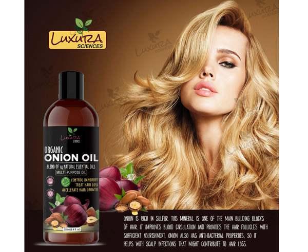 Luxura Science Onion