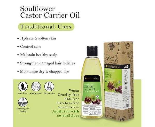 Soulflower Castor