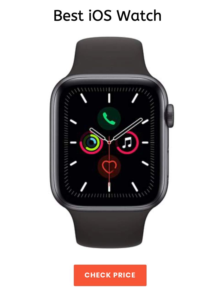Best iOS Smartwatch in India