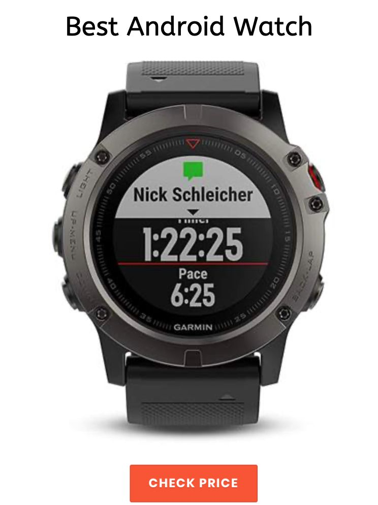 Best Android Smartwatch in India