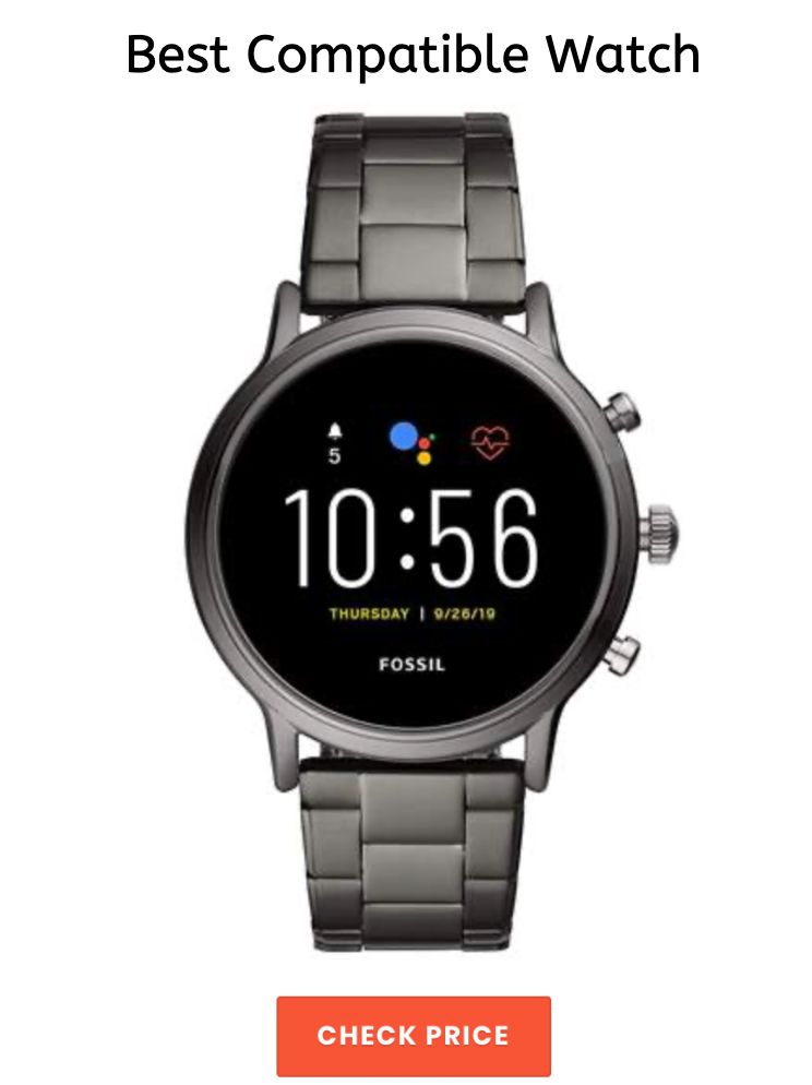 Best Compatible Smartwatch in India